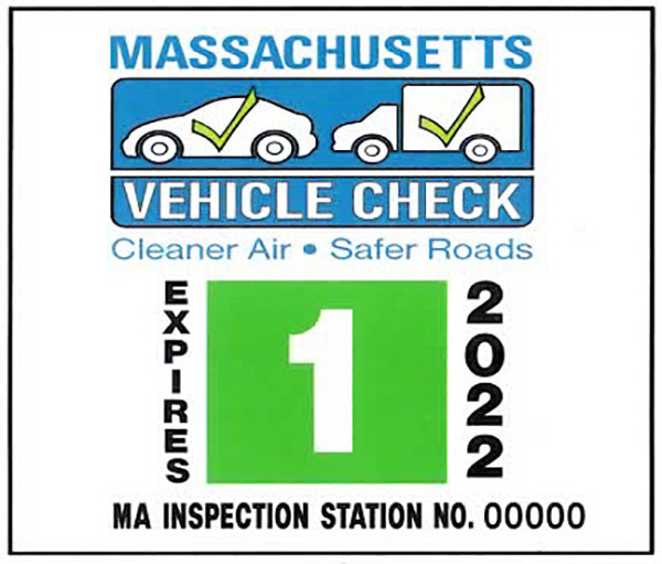 MA State Inspection