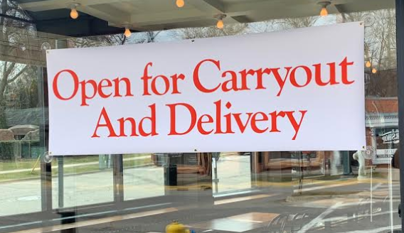 Carryout Banners